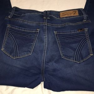 Seven7 Jeans - Seven7 High Rise Skinny Jeans size 4